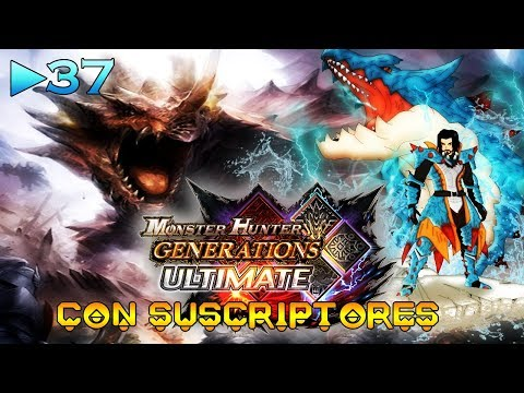 MONSTER HUNTER GENERATIONS ULTIMATE - LAO CHAN CHUNG CHAN CHING PUM ► SWITCH thumbnail
