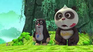 Кротик и Панда -  49 - Новые мультики для детей