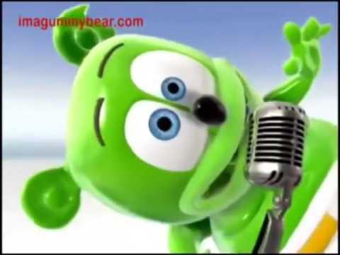 The GREAT Gummy Bear Song EXTRAVAGANZA 2014   Gummibär Osito Gominola Ursinho Gummy Gumimaci