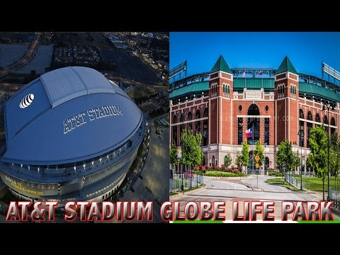 Dallas Stadium Tours 2015