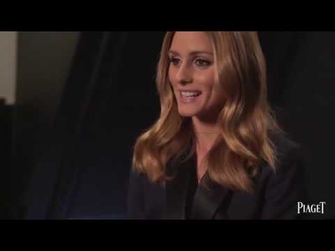 Part 2 Interview With Olivia Palermo | Piaget Society 2017
