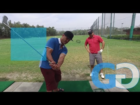 Golf Tips: golf Posture and backswing work