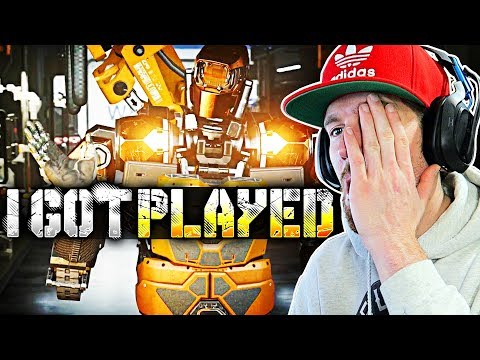 INFINITE WARFARE PLAYED ME.. (don't let this happen)