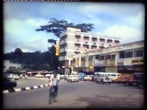 Bandar Jerantut Tahun 1975