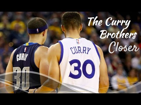 The Curry Brothers NBA Mix ~ Closer