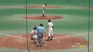 浦和工業vs浦和西(2013年度全国高等学校野球選手権埼玉大会2回戦)