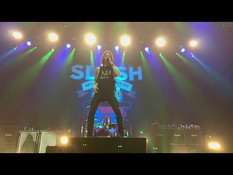 Slash feat. Myles Kennedy and the Conspirators – Apocalyptic Love (Luxembourg, Rockhal, 25/06/2019)