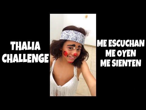 Thalia Challenge Me Escuchan Me Oyen PARODIA LAPIZITO Y LAPIZIN