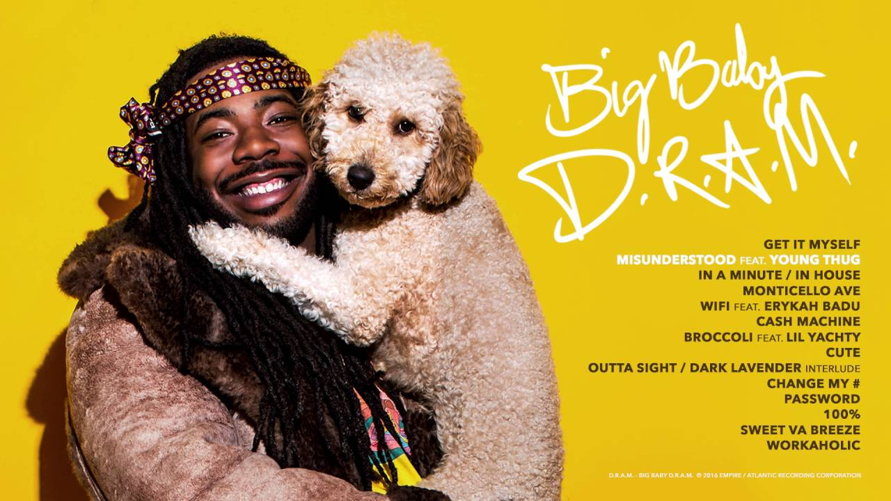 DRAM - Misunderstood feat. Young Thug (Audio)