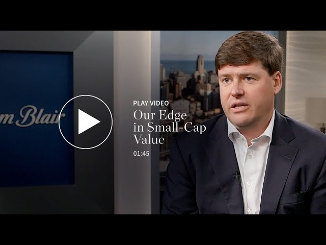 Our Edge in Small-Cap Value