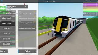 Roblox Scr: I GOT THE CLASS 380/1 and 380/0!