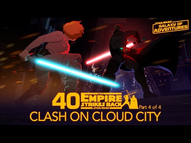 Clash on Cloud City | Star Wars Galaxy of Adventures