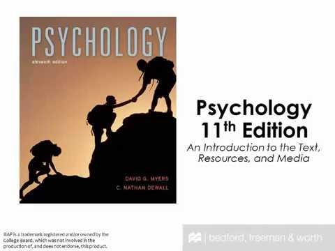 Psychology, Eleventh Edition Professional Development (1/3)