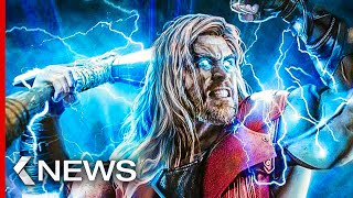 Thor 4: Love and Thunder, District 10, Superman ohne Clark Kent?... KinoCheck News