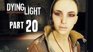 Dying Light Walkthrough Part 20 - THE MUSEUM - (FULL GAME) 1080p PC PS4 Xbox One