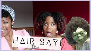 HAIR SAY | Episode 3: Weave Shaming & Allure Magazine