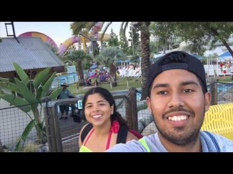 Lexi & Abe's Adventures: Knott's Soak City Vlog