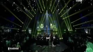 حسين الجسمي يشعل مسرح Arab Idol بأغنيه بشرة خير - اغنية بشرة خير / حسين الجسمي