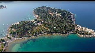 Camping Stoja Pula Croatia - DJI Mavic Pro