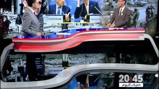 الموساوي العجلاوي يطرح فرص نجاح اتفاقية الهدنة السورية