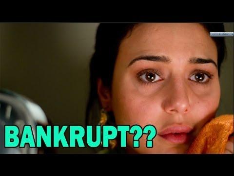 Preity Zinta - Ness Wadia Case - Preity Zinta's financial condition in a bad state??