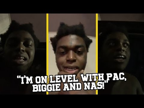 Promise - The Bizness Hourz - What Thee Friday? (WTF) Kodak says he is in same category as Pac, BIG & Nas