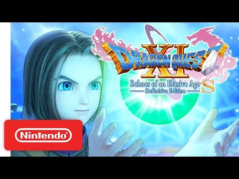 Dragon Quest XI S: Echoes of an Elusive Age - Definitive Edition - Nintendo Direct 2.13.2019