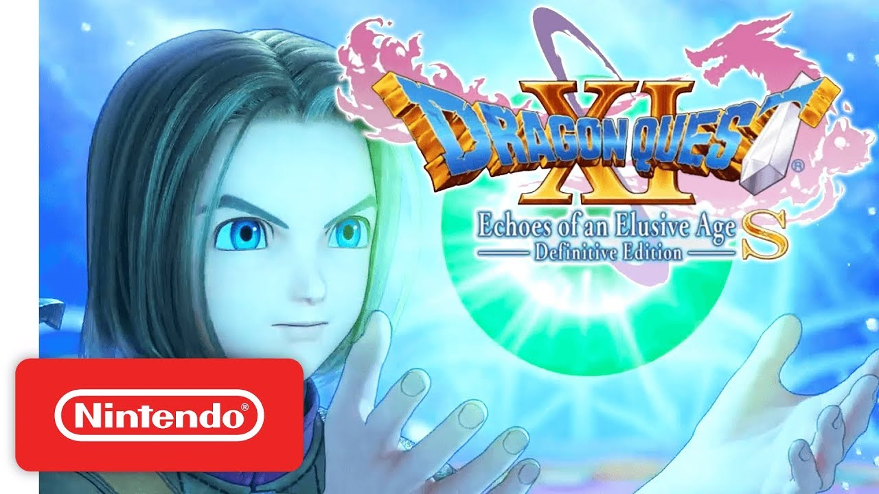 Dragon Quest XI S is coming to the Nintendo Switch this fall