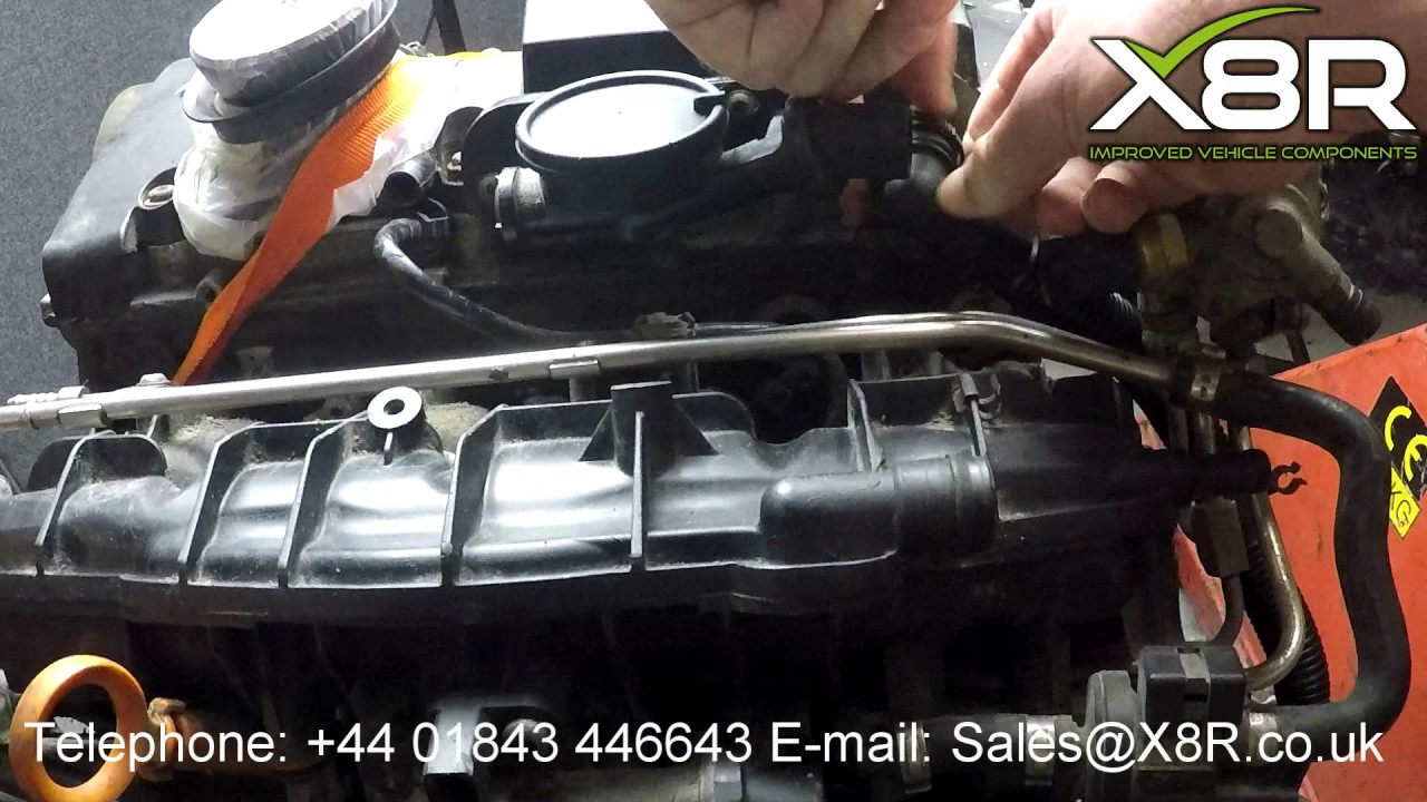 2 0 TFSI Pressure Control Valve PCV Delete Removal Bypass