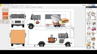 Food truck floor plans software for Food truck design software