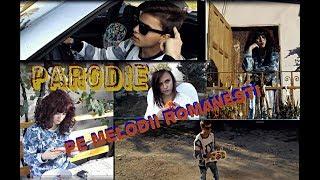 Rocksi&#39s Vlog-Parodie pe versuri din melodii romanesti.Partea.I