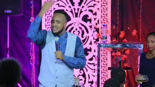 """ እጅሽ አይቆረጥም አልክ አልተቆረጠም "" PROPHET SURAPHEL ZERFU PROPHETIC PRAYER 04 JAN 2020"