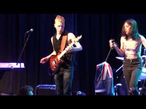 School of Rock Australia perform at Minnesota Music Cafe 2016