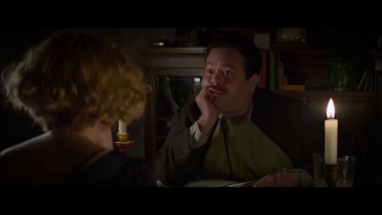 Download Fantastic Beasts and Where to Find Them - Tina and Newt Dinner Scene