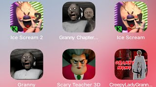 scary teacher 3d granny 2 hello neighbor ice scream horror game fgteev chapter two minecraft android
