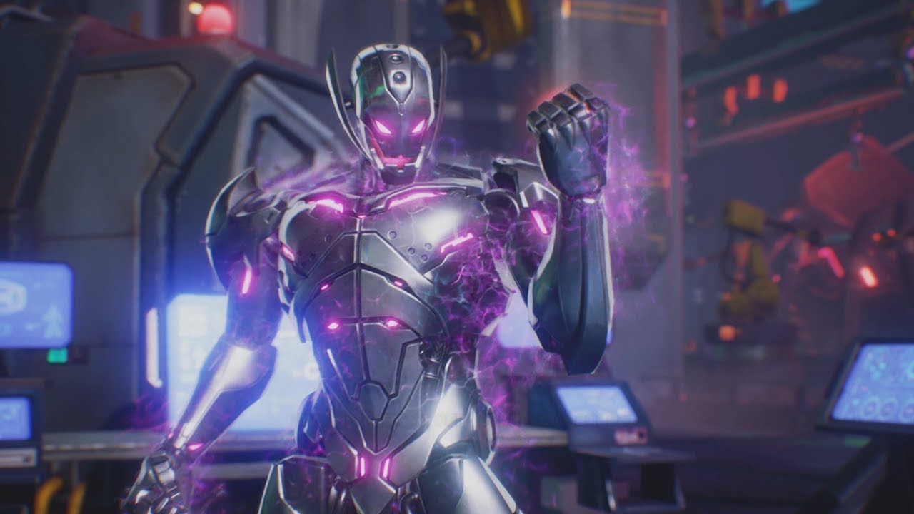 Download Marvel Vs Capcom Infinite - Thanos Meets Ultron Sigma / Ultron Sigma Betrayal
