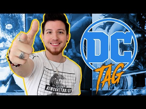 TAG DE DC COMICS | Addiction TV