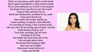 Summer Walker - I'll Kill You ft. Jhene Aiko (lyrics)