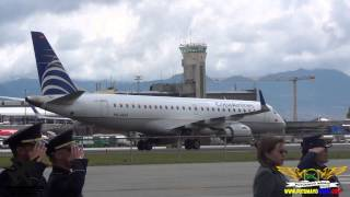 Trafico en Aeropuerto Internacional Eldorado [Full HD 1080p]