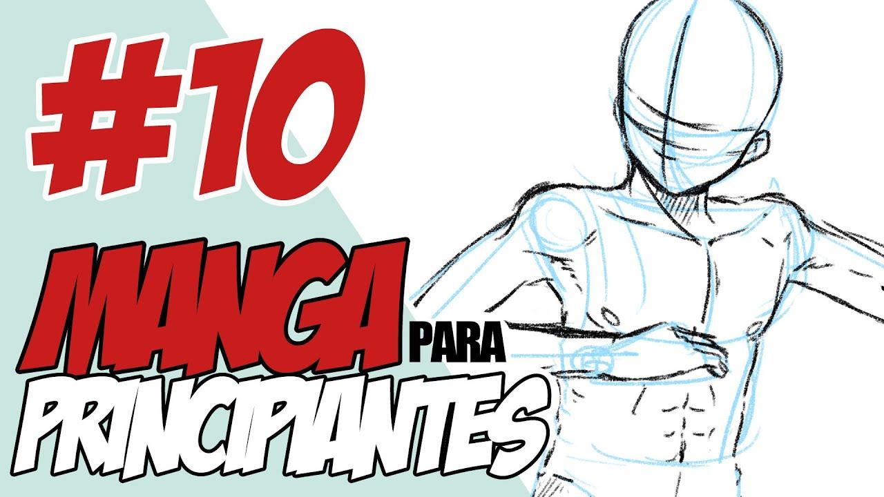 Manga para Principiantes #10: Cuerpo en Movimiento - YouTube