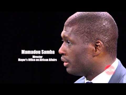 TALK: Mamadou Samba, Mayor's Office on African Affairs