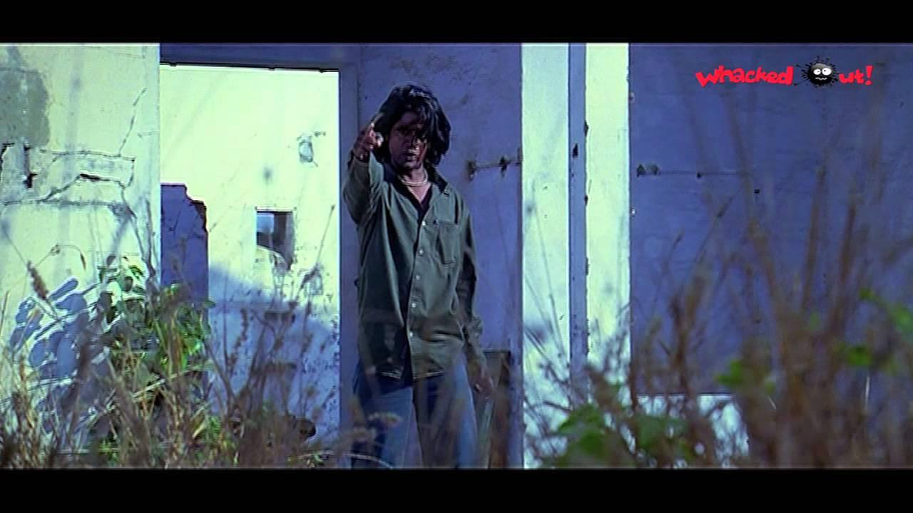 Raghavan (Vettaiyaadu Vilaiyaadu) Climax Scene - Kamal Hassan ...