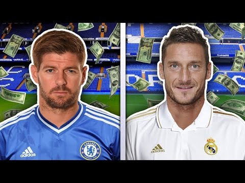 Players Who Turned Down Big Money Moves XI | Totti, Ronaldinho & Buffon!