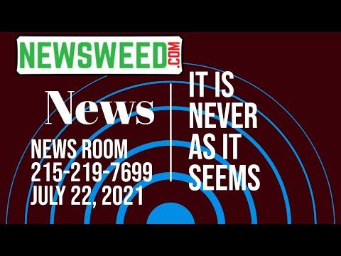Newsweed News - July 22, 2021
