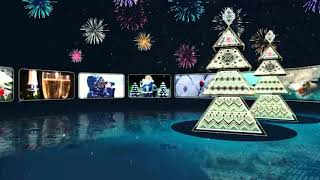 New Year 2020s Intro After Effects Project Files hive template