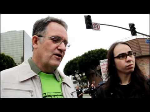Socialist Stephen Durham for President: May 1 Los Angeles