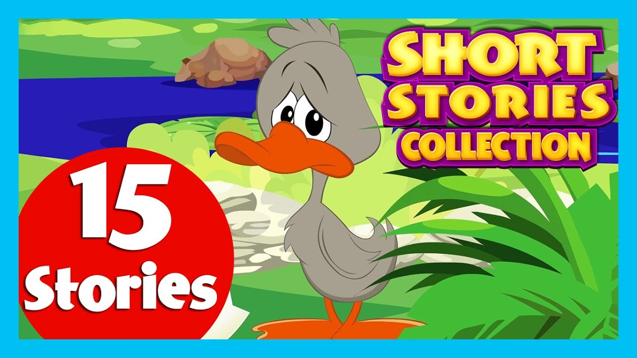 SHORT STORY for CHILDREN (15 Moral Stories)   Hare and Tortoise Story & More