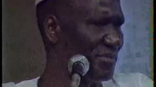 Discours de Sekou Touré à Paris 1982 ( 1 )