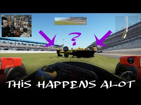 Project Cars 2 Online - Indy Cars!! xD - So many crashes :S