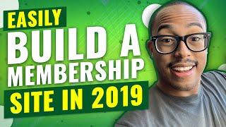 كيفية إنشاء عضوية في الموقع في عام 2019 (مع ClickFunnels و Kajabi) | [عضوية في موقع التدريب]